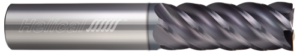 End Mills for Steel